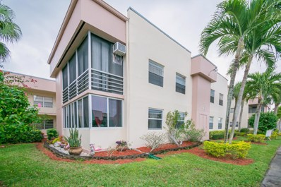 341 Burgundy H UNIT 341, Delray Beach, FL 33484 - MLS#: RX-10496483