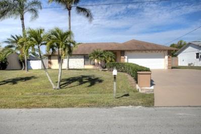 455 SE Fallon Drive, Port Saint Lucie, FL 34983 - MLS#: RX-10496497