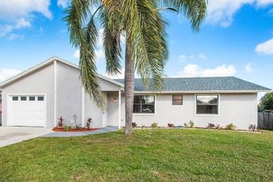 571 SE Crescent Avenue, Port Saint Lucie, FL 34984 - MLS#: RX-10496504