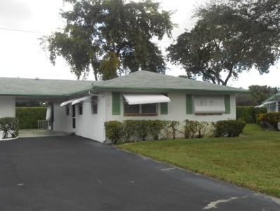 812 Meadowlark Lane, Delray Beach, FL 33445 - #: RX-10496599