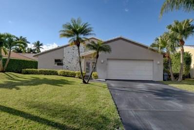 7017 NW 3rd Avenue, Boca Raton, FL 33487 - MLS#: RX-10496710