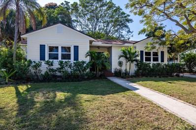 304 30th Street, West Palm Beach, FL 33407 - MLS#: RX-10496811