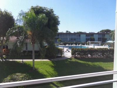 3400 Springdale Boulevard UNIT 202, Palm Springs, FL 33461 - MLS#: RX-10496815