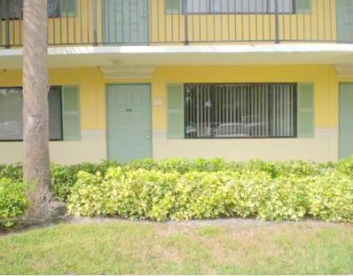 1515 Meadows Circle W UNIT 1515, Boynton Beach, FL 33436 - #: RX-10496827