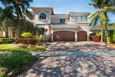 16281 Via Venetia E, Delray Beach, FL 33484 - MLS#: RX-10497124