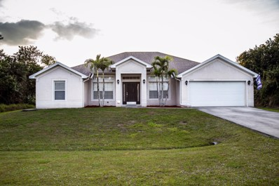 3742 SW Darwin Boulevard, Port Saint Lucie, FL 34953 - #: RX-10497127