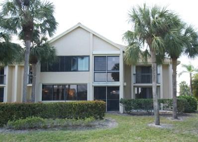 10459 SE Terrapin Place UNIT D101, Tequesta, FL 33469 - MLS#: RX-10497132