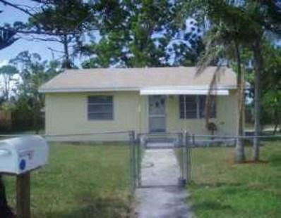 4263 Cambridge Street, Lake Worth, FL 33463 - #: RX-10497147