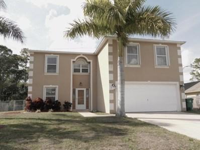 2992 SW Vittorio Street, Port Saint Lucie, FL 34953 - #: RX-10497173