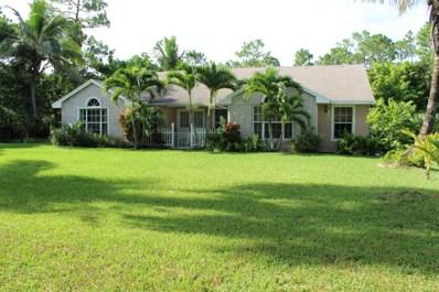17569 81 Lane N, Loxahatchee, FL 33470 - MLS#: RX-10497230