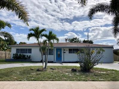 344 E Jasmine Drive, Lake Park, FL 33403 - MLS#: RX-10497231