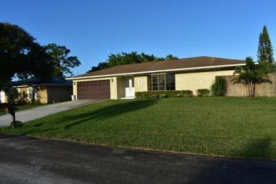 2299 NE 13th Court, Jensen Beach, FL 34957 - MLS#: RX-10497278