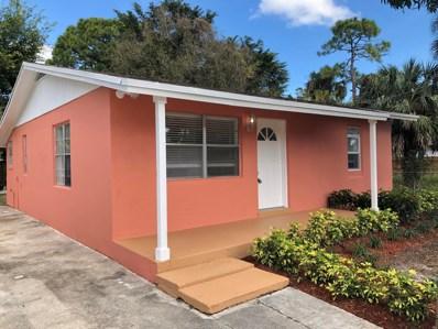 6811 3rd Street, Jupiter, FL 33458 - MLS#: RX-10497285