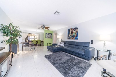 9855 Loquat Tree Run UNIT B, Boynton Beach, FL 33436 - #: RX-10497469