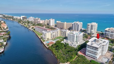 3210 S Ocean Boulevard UNIT 204, Highland Beach, FL 33487 - MLS#: RX-10497471