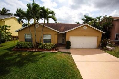 6786 Farragut Lane, Boynton Beach, FL 33437 - #: RX-10497502