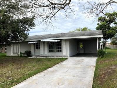 685 SE Chapman Avenue, Port Saint Lucie, FL 34984 - MLS#: RX-10497528
