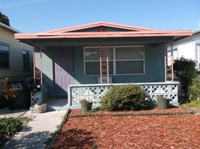 323 N J Street, Lake Worth, FL 33460 - MLS#: RX-10497542