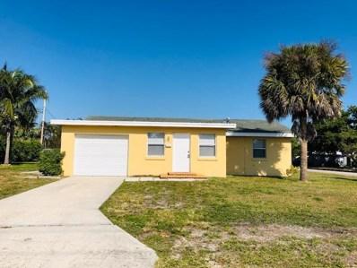 205 SW 10th Avenue, Boynton Beach, FL 33435 - MLS#: RX-10497586