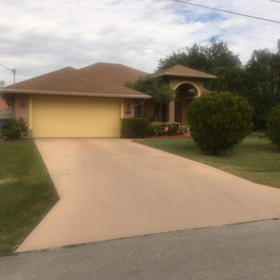 819 SW McCoy Avenue, Port Saint Lucie, FL 34953 - #: RX-10497723