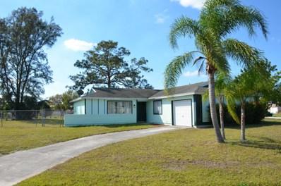 2902 SW Birtle Court, Port Saint Lucie, FL 34953 - MLS#: RX-10497776