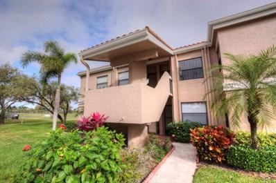 12962 Briarlake Drive UNIT 201, Palm Beach Gardens, FL 33418 - MLS#: RX-10497788