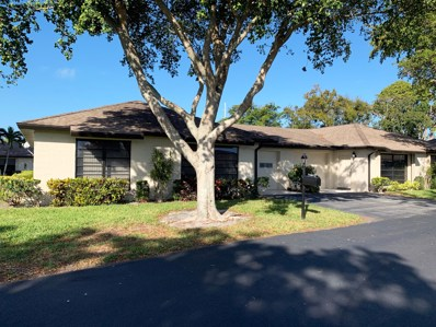 4863 Dovewood Terrace UNIT A, Boynton Beach, FL 33436 - MLS#: RX-10497890