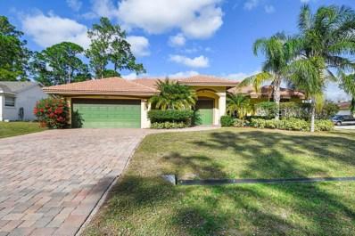 873 SW Sultan Drive, Port Saint Lucie, FL 34953 - MLS#: RX-10497926