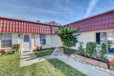 606 Laconia Circle UNIT B, Lake Worth, FL 33467 - #: RX-10497949