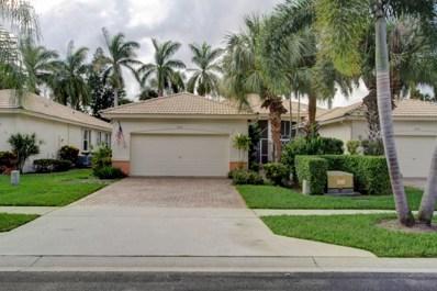 9763 Crescent View Drive S, Boynton Beach, FL 33437 - #: RX-10498011