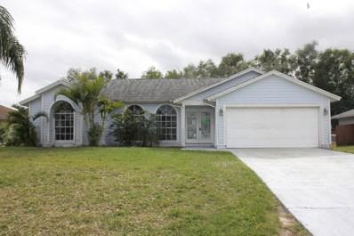5499 NW Manville Drive, Port Saint Lucie, FL 34983 - MLS#: RX-10498040