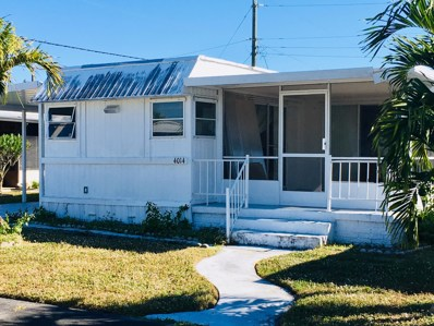 4014 Cardinal Road, Boynton Beach, FL 33436 - MLS#: RX-10498128