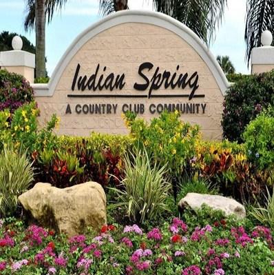 11234 Green Lake Drive UNIT 104, Boynton Beach, FL 33437 - #: RX-10498184