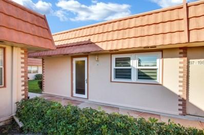 197 Valencia I, Delray Beach, FL 33446 - #: RX-10498224