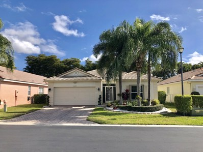 10375 Utopia Circle E, Boynton Beach, FL 33437 - MLS#: RX-10498238