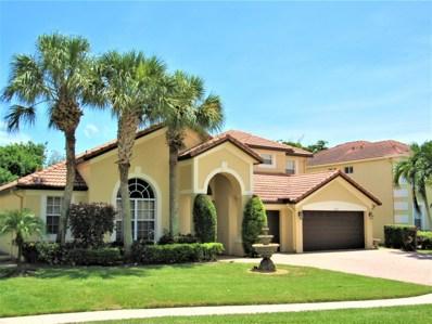 7270 Serrano Terrace, Delray Beach, FL 33446 - #: RX-10498341