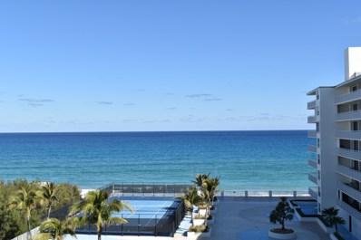 3546 S Ocean Boulevard UNIT 722, South Palm Beach, FL 33480 - #: RX-10498393