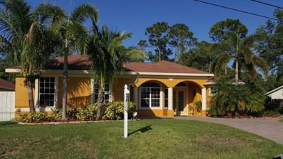 3121 SW Collings Drive, Port Saint Lucie, FL 34953 - MLS#: RX-10498394