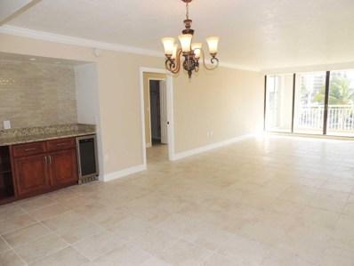 3546 S Ocean Boulevard UNIT 411, South Palm Beach, FL 33480 - #: RX-10498486