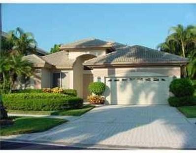 4161 NW 53rd Street, Boca Raton, FL 33496 - MLS#: RX-10498491