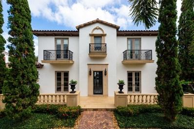 579 E Woods Road, Palm Beach, FL 33480 - MLS#: RX-10498539