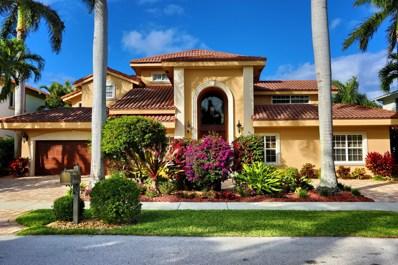 867 NE Nafa Drive, Boca Raton, FL 33487 - MLS#: RX-10498547