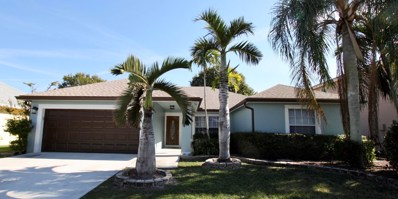 9078 Cavatina Place, Boynton Beach, FL 33472 - MLS#: RX-10498704