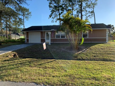 1086 SW Sarto Lane, Port Saint Lucie, FL 34953 - MLS#: RX-10498749