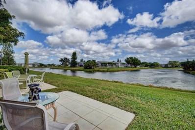 30 Berkshire B, West Palm Beach, FL 33417 - MLS#: RX-10498753