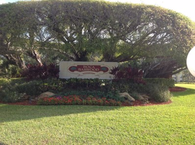 23305 Barwood Lane N UNIT 104, Boca Raton, FL 33428 - #: RX-10498864