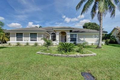 13670 Callington Drive, Wellington, FL 33414 - MLS#: RX-10498911