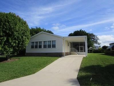 7811 SE Shenandoah Drive, Hobe Sound, FL 33455 - #: RX-10498925