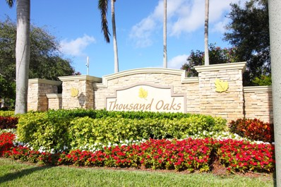 3256 Laurel Ridge Circle, Riviera Beach, FL 33404 - MLS#: RX-10498943