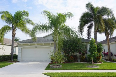 513 SW Indian Key Drive, Port Saint Lucie, FL 34986 - #: RX-10498986